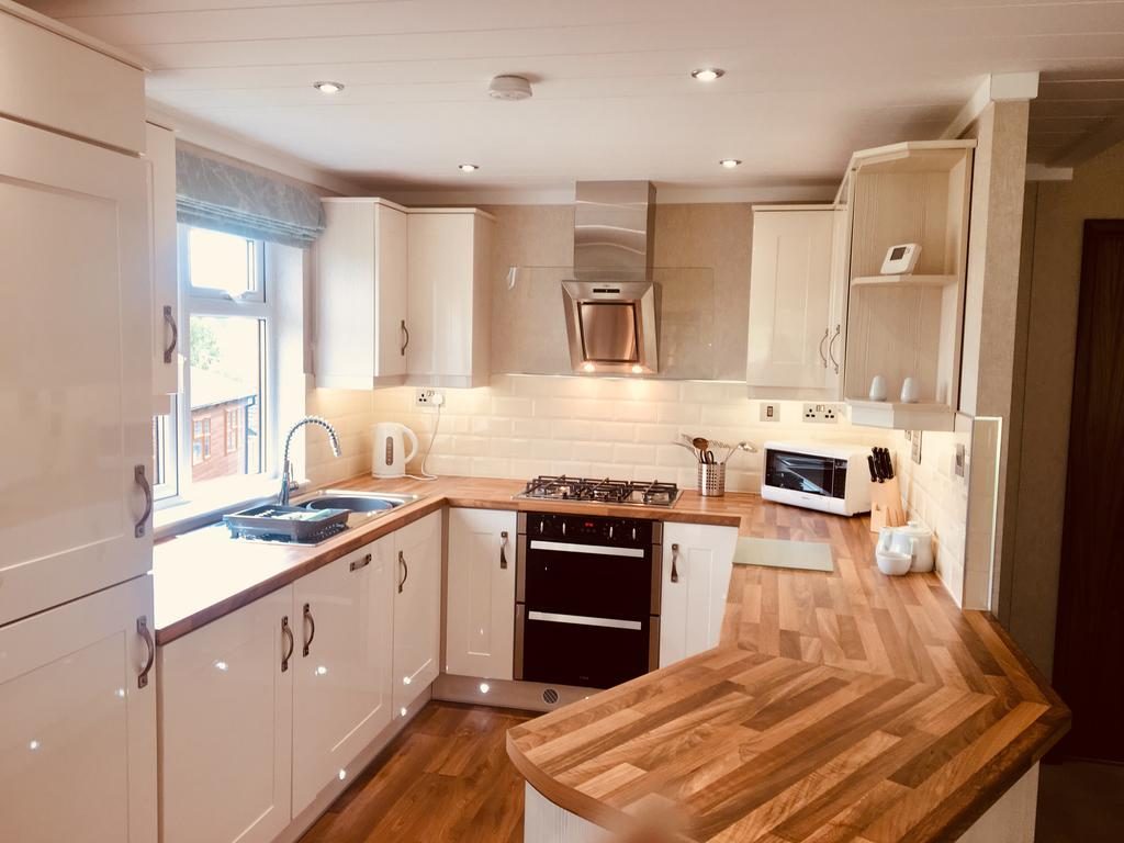 Carnoustie Well Equipped Kitchen
