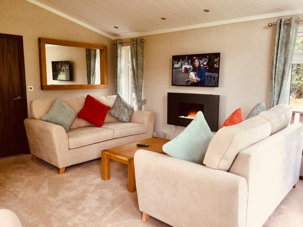 Carnoustie Open Plan Living Room