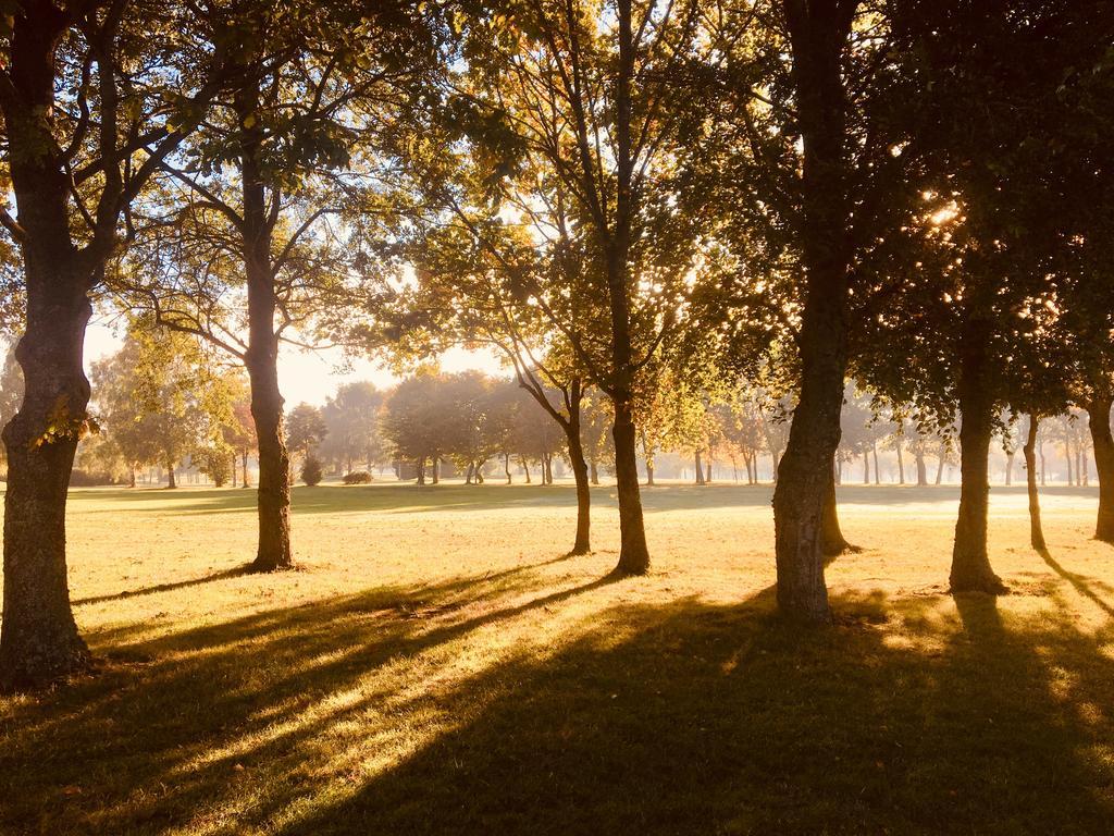 Rowan Golf Course in the Autumn