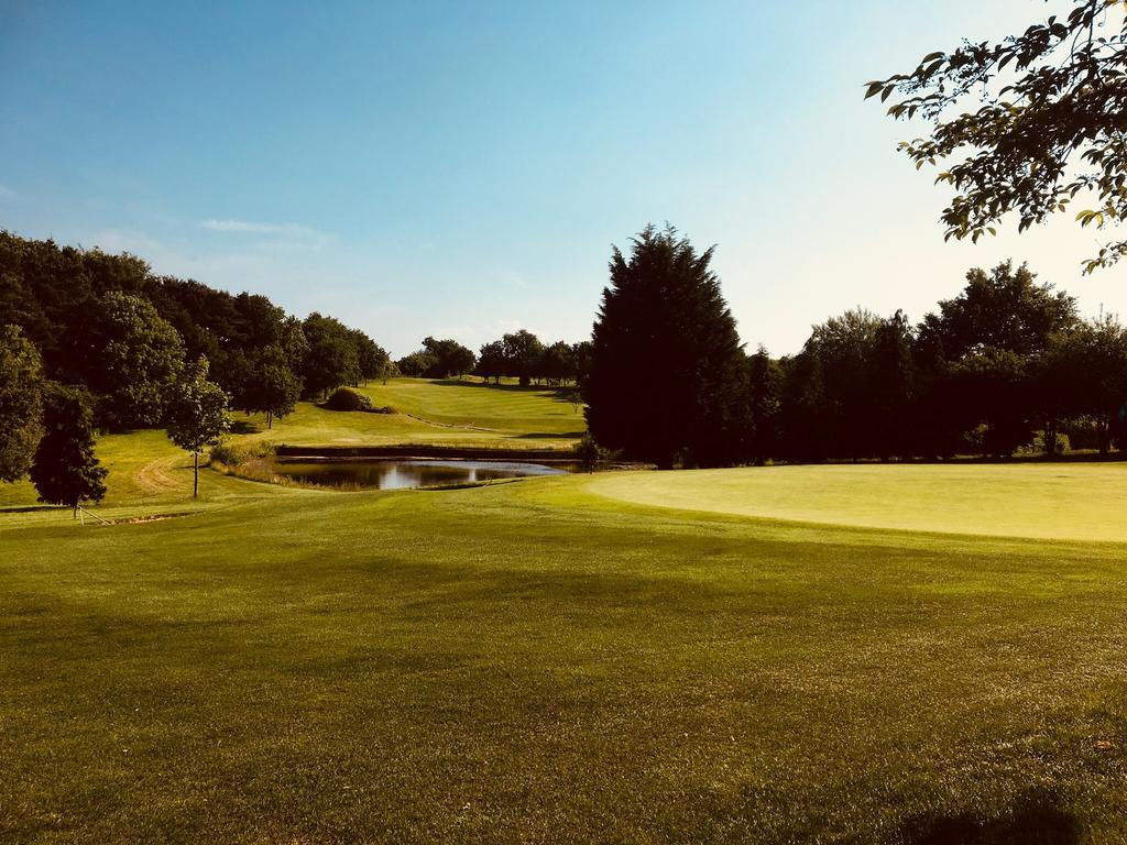 Rowan Golf Course in the Summer