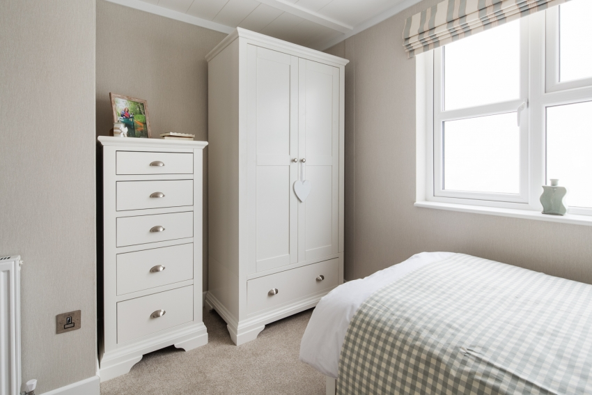 Porthcawl Bedroom 2 Twin